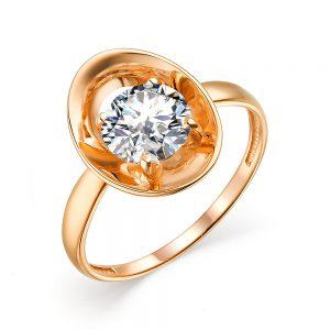 Кольцо из золота возможные камни (аметист)