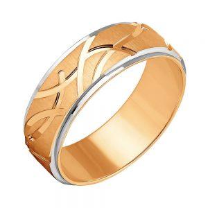 14-5070-10-00 Кольцо обручальное 585