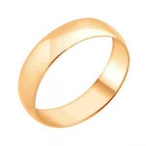 14-1010-11-00 Кольцо обручальное 585