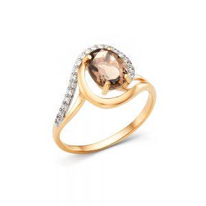 Кольцо из золота возможные камни (оникс зеленый)