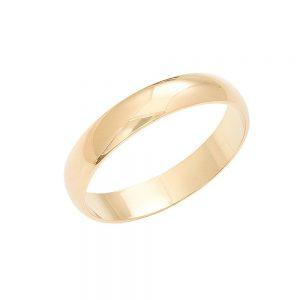 600-4 Кольцо обручальное 585