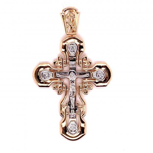 1343189/1 Крест 585
