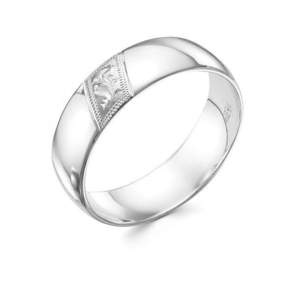92-01-0017-00 Кольцо обручальное 925